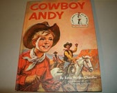 Cowboy Andy Dr Seuss Book 1959