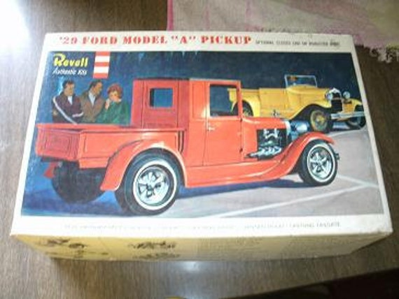 Revell 29 Ford Model A Pickup Model