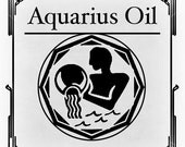 Kindred Blends AQUARIUS OIL - 2 ml - Essential Oil Blend