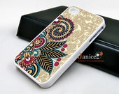 iphone 5s cases,iphone 5c cases,iphone 4 case, iphone 4s case, iphone 4 cover, sweet colorized flower unique Iphone case