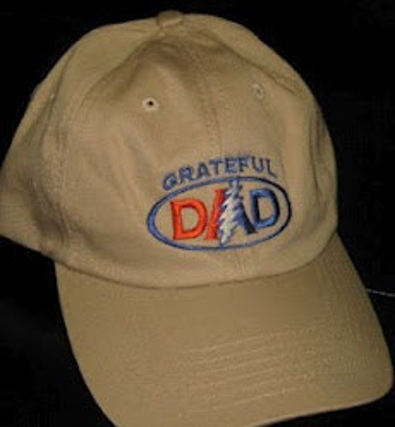 Grateful Dead DAD HAT Fathers Day
