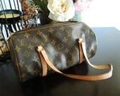 Louis Vuitton Monogram Canvas Mini Duffle Bag
