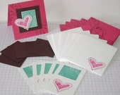 Stampin Up Priceless note card kit