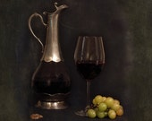 "Still Life Photography, Autumn Still Life - 8"" x 8"" - Fine Art Photo Print - LuxOnFocus"
