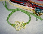 Friendship Butterfly Macrame Bracelets