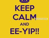 "NPHC Greek Sorority ""Keep Calm"" Calls"