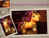 Steampunk Scootaloo