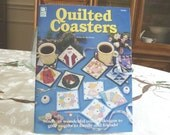 Quilted Coasters Pattern Book