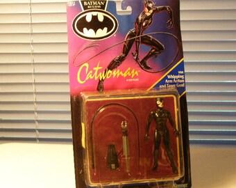 Batman Returns Catwoman 5 inch figure nip
