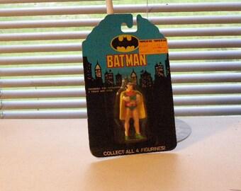 Batman  Robin  PVC 3 inch figure nip