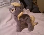 RESERVED derpy hooves plush