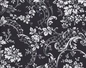 The Modest Mom Black Floral Nursing Cover
