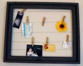 Memory Frame Board