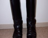 SALE - Leather English Riding Boots