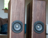 Local Walnut Speakers