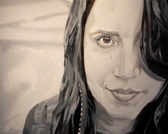 Custom Portrait Painting