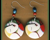Pablo Picasso The DREAM   EARRINGS