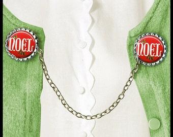 NOEL Sweater Guard Clip