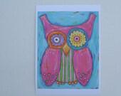 Pink Owl (reprint)