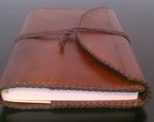 Viceroy Leather Journal w/ Refillable Ruled Filler