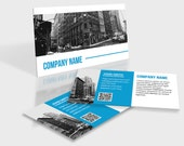 Business Card 003 Professional Template With Customization