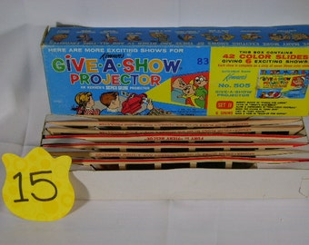 Kenner-Give-A-Show slide set #505 in box