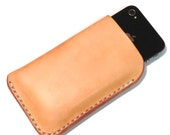 Leather iPhone 4/4S Sleeve