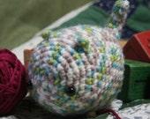 Amigurumi Plushie --SKITTLES-- Kitty Cat Toy