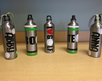 Personalized Waterbottles Golf