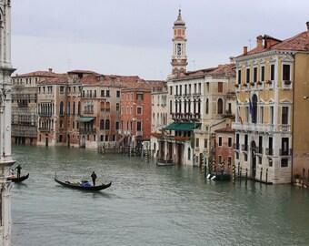 Rialto Bridge - Venice, Italy - 8 x 10 print