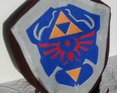 Legend of Zelda: Ocarina of Time Hylian Shield Backpack Made-to-Order
