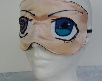 Ciel Phantomhive Black Butler Anime Eye Slumber Mask Made-to-order