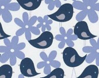SALE! 1/4m Get Together Flock of Birds & Flowers