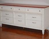Vintage Chic Dresser ~ SOLD