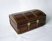 Pirate, sailor or treasure chest