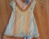 Flapper Dress handmade, Size 4