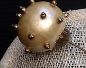 Studded pearl vintage collectable hat pin