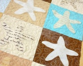 Starfish Quilt Pattern: Speaking with the Stars