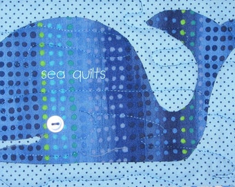 Popular Items For Whale Quilt On Etsy