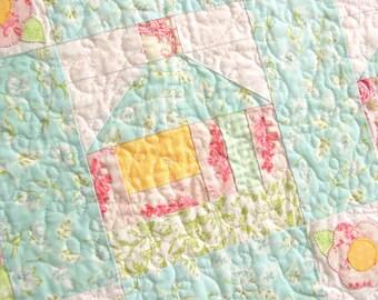 Beach House Quilt Pattern: Sum Sum Summertime