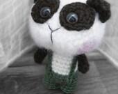 Jay - SUPERCUTE amigurumi panda