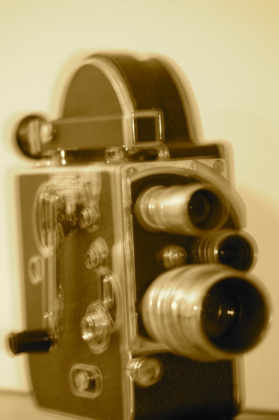 Paillard Bolex 8mm Movie Camera