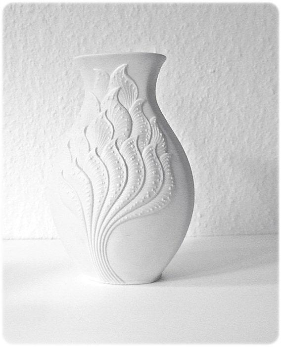 Vase Op Art 60s
