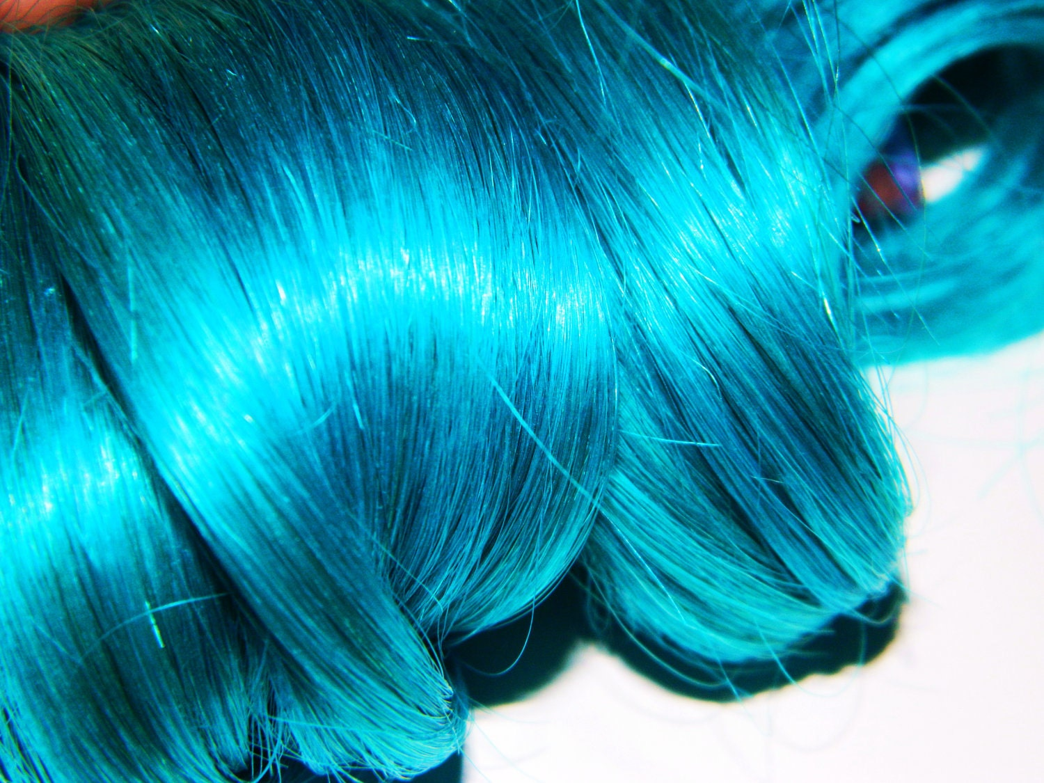 Adesivos De Parede Kombi ~ Turquoise Hair Extensions Human Hair Styling Hair Extensions