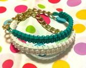 Skinny Cobra Bangle Bracelet