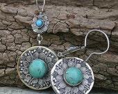 Vintage Afghan Earrings