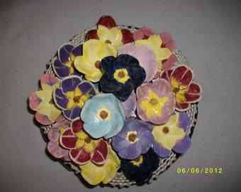 "Flowers ""Rugged Elegance """