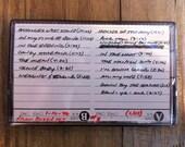 Led Zeppelin Boxed Set Cassette Tape 3 of 3