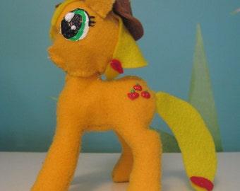 "My Little Pony: Friendship is Magic ""Applejack"" Plush"