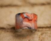 Reserved for Claudette - Sweet Auburn Cuff Bracelet